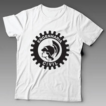 Camiseta Universitários Engenharia Civil