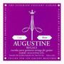 Kit 2 Encordoamentos Violão Nylon Augustine Regal Blue
