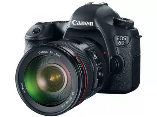 Camera Canon 6d Com Kit Lente 24 105mm 1:4 L Is Usm