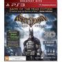 Ps3 Batman Arkham Asylum Português Goty Mídiafísica Lacrado