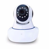 Kit 2 Camera Ip Wireless Seguranca Noturna Con Via Internete