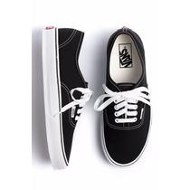 Tênis Vans Blk Black Outlet. Compra 100% Garantida