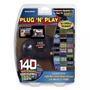 Vídeo Game Joystick Com 140 Jogos Plug In Play Dreangear