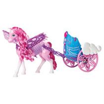 Carruagem Barbie Butterfly Mattel! Lançamento! Frete Grátis!