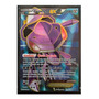 Card Pokemon Genesect Ex Full Art  Copag Original
