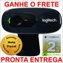 Webcam Logitech C270 Hd 720p Pc Notebook Garantia 2 Anos