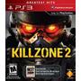 Jogo Killzone 2 Playstation 3 Ps3 Original Platinum Fps