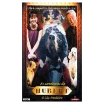 Vhs - As Aventuras De Hubert O Cão Herdeiro - James Doohan