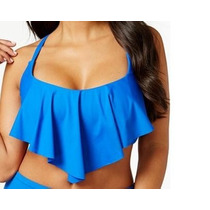 Biquini Top Cropped Plus Size ( Top)