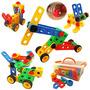Parafusos E Porcas De Construção De Brinquedo Para Crianç