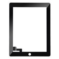 Visor Touchscreen Para Apple Ipad 2 Preto