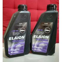 Oleo 5w40 Elaion F50 Plus 100% Sintetico Api Sn O Melhor