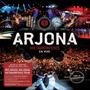 Cd/dvd Ricardo Arjona Arjona Metamorfosis Vivo [eua] Lacrad