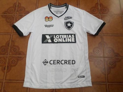Camisa Jogo Vitória 3 X 4 Botafogo Numero 10 G 0fa86d03b1d94