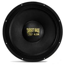 Alto Falante Subwoofer Eros 15 E15 Target Bass 4.5k 2250w