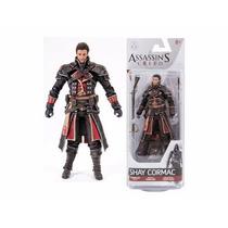 Boneco Shay Cormac Assassins Creed Série 4 Mcfarlane 81041