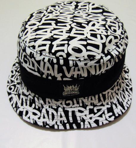 Chapeu Bucket Hat Treze Vandals Chronic Original P. Entrega dded586e5d1