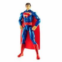 Boneco Dc Liga Da Justiça Superman Super Homem 30 Cm Mattel
