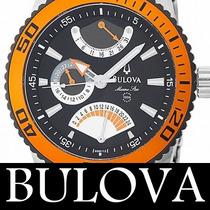 Bulova Marine Star Relogio Masculino Diver 98b112 Original