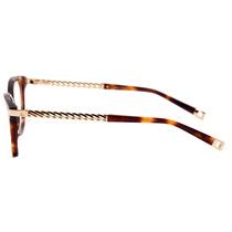 f3cb6fa981ab1 Ana Hickmann Ah 6318 - Óculos De Grau G21 Marrom Mesclado E