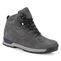 Bota Casual Masculina West Coast - Cinza