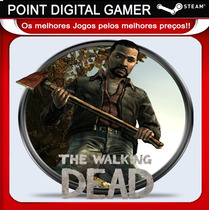 The Walking Dead 1 - Cd-key Steam - Envio Na Hora - Jogo Pc