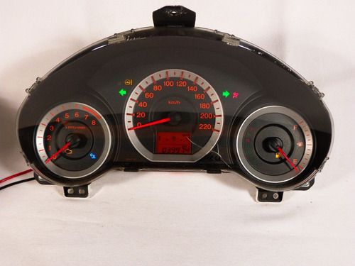Honda City 39 Painel Velocimetro Conta Giros Rpm , ,