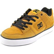 Dc Shoes Pure Shoe Suede Skate