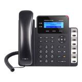 Telefone Ip 2 Contas Sip Gxp1628 Lcd Grandstream Poe