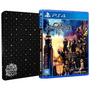 Kingdom Hearts 3 Ps4 Steelbook Edition Mídia Física