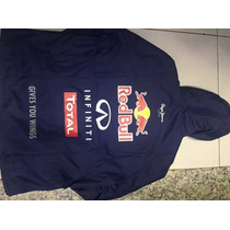 40166a29c2f86 Promoção Red Bull Blusa Frio Masculino Promoção Corta Vento! à venda ...