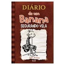 Diario De Um Banana 7 -capa Dura- Frete Grátis Sul E Sudeste