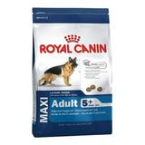Ração Royal Canin Maxi Adult 5+ Size Health Nutrition Cachorro Adulto Raça Grande 15kg