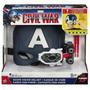 Capacete Capitao America Civil War Guerra Civil B5787 Hasbro