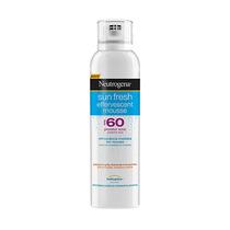 Protetor Solar Neutrogena Sun Fresh Fps 60 Com 200 Ml