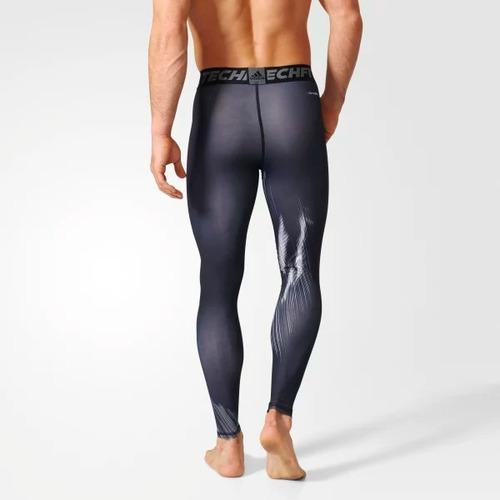 Calça Legging adidas Masculina Compressão Techfit Base Gfx. Preço  R  159  Veja MercadoLibre 54abee4bd21cb