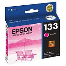 Epson 133 Para Stylus Magenta T133320br 1 Un