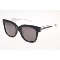 Óculos Gucci Feminino Gg3756 Black Original