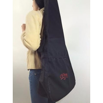 Capa Bag Extra Luxo Para Violão Cr Bag.