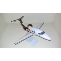 Maquete Em Resina Avião Emb Phenom-100