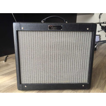 Amplificador Valvulado Fender Blues Junior Troco P/ Tweed