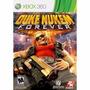 Xbox 360 Duke Nukem Forever Semi-novo/mídia Física/original