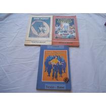 * Lote 3 Livros Religiosos Campanha Fraternidade