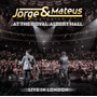 Cd Jorge & Mateus - At The Royal Albert Hall -live In London