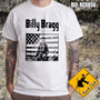 Camiseta De Banda - Billy Brag - Rock Club