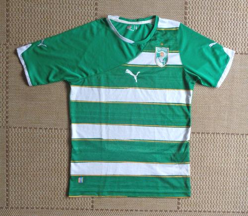 Camisa Original Costa Do Marfim 2010 Away 3746f3ddbc8d6
