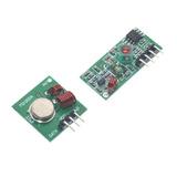 Módulo Rf Transmissor Receptor 433 Mhz Arduino Rx Tx