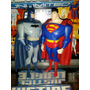 Batman & Superman 12 Cms/frete Gratis(jlu)+de 400 Personagen
