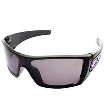 Óculos Oakley Batwolf Polished Black Warm Grey