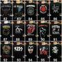 12 Camisetas Banda De Rock Revenda Atacado